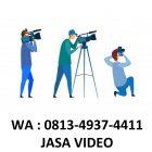 jasa video wedding